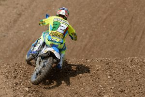 Mondiale MX2 Bernardini difende l'8 posto in classifica