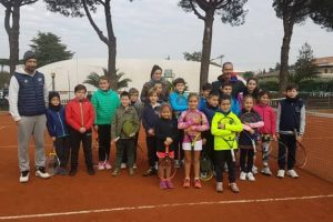 "Tennis, Tc New Country Club Frascati, tempo di raduni per ""testarsi"" sulle partite"