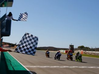 WorldSSP300: prima vittoria per Carrasco in Portogallo