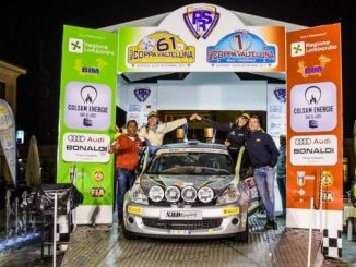 Corinne Federighi fa tris, suo il titolo dell'International Rally Cup