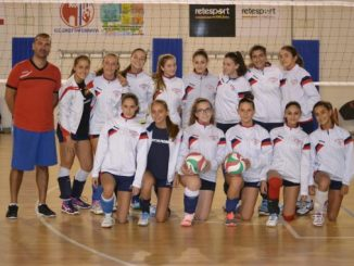 "Volley, S. Nilo Grottaferrata, Lauri e l'Under 16 Elite: ""Le ragazze lavorano tanto e crescono"""