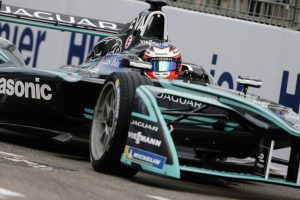 Formula E, primo podio per Mitch Evans e il Team Panasonic Jaguar Racing