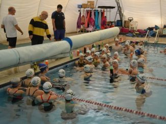 "Nuoto, Tc New Country Club Frascati protagonista al ""Sis Roma"""
