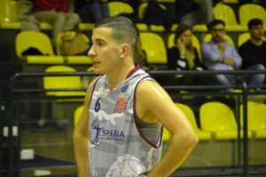 "Club Basket Frascati, C Gold maschile,Monetti: ""Con Smit due punti fondamentali"""