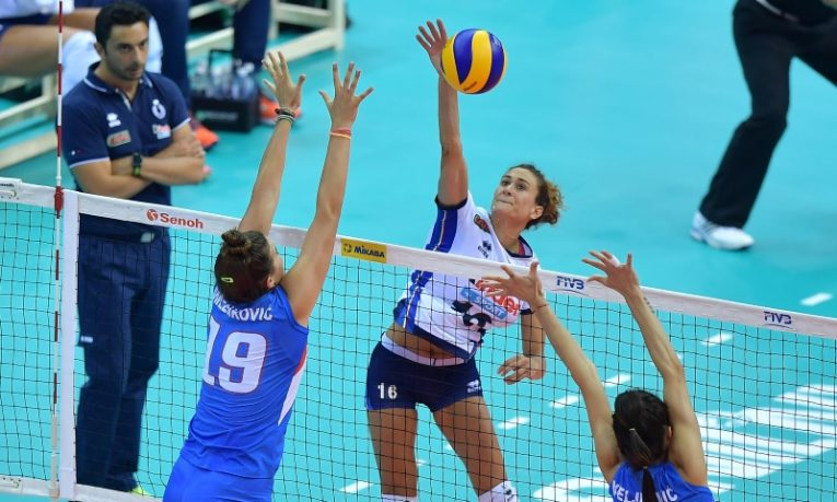 La Volleyball Nations League fa tappa a Modena e Eboli