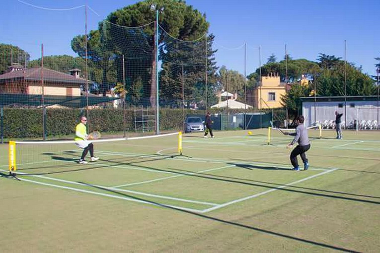 Tc New Country Club Frascati lancia il touch tennis