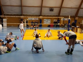 "Volley Club Frascati, Liberatoscioli: ""L'Under 18 può andare in fondo"""