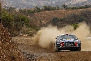 Hyundai Motorsport al Rally del Messico per mantenere il primato in classifica
