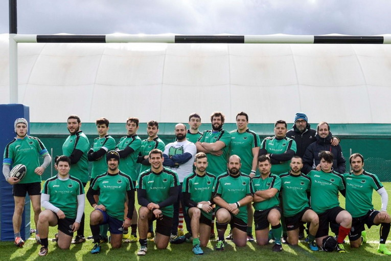 L aquila neroverde rugby