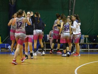 Club Basket Frascati, B femminile saluta play off. Martellino positivo