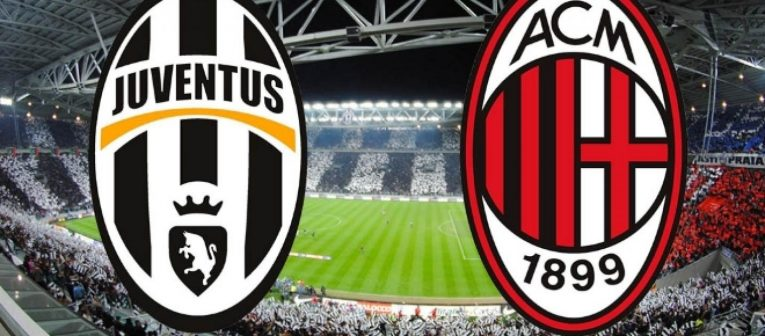 La Juventus batte il Milan 3-1 ed allunga in classifica