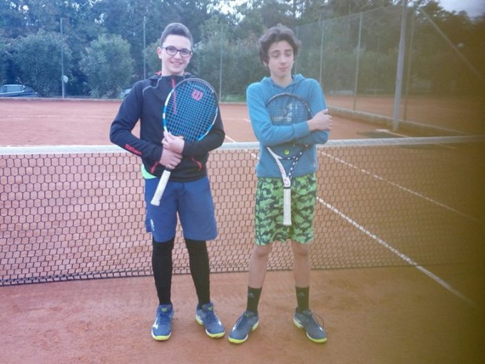 Tc New Country Club Frascati, Marte e i talenti del settore tennis