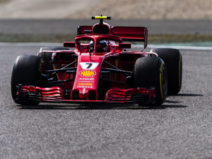Gp della Cina, gara decisa dalla Safety Car, 3° Raikkonen, Vettel 8°