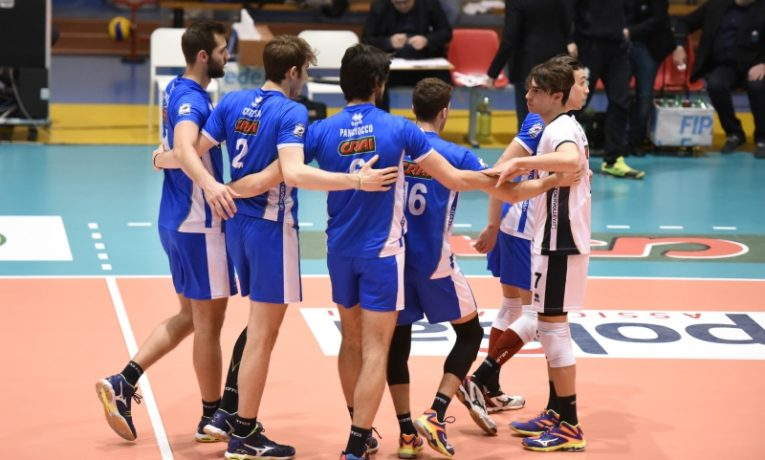 Serie A2 Maschile: Il Club Italia CRAI domani in campo nei Play Out