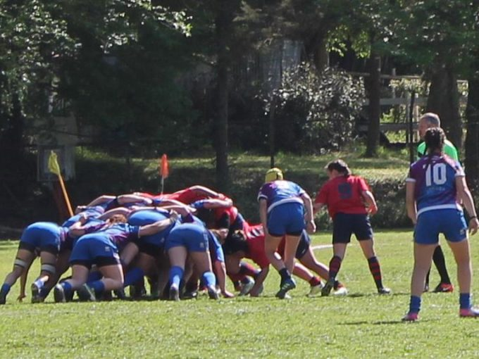 Rugby, il Montevirginio Rugby Femminile ancora vincente