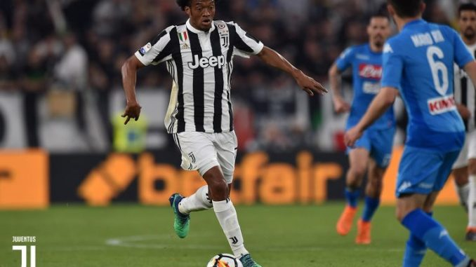 Cuadrado post-Napoli: