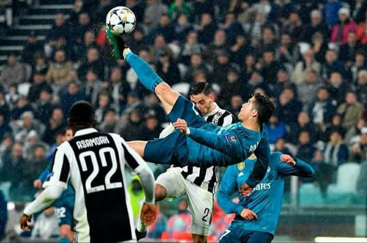 Champions League: il Real Madrid asfalta la Juventus 3-0