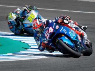 Moto2, Jerez, top five per Pasini, Locatelli in zona punti