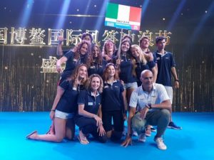 Vela, Inaugurato il 2018 TT:R Youth World Championships YOG Qualification Event