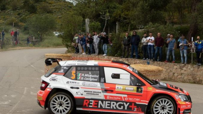Movisport all'Elba: Michelini e Gilardoni cercano nuove performance