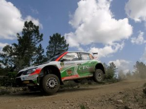 Movisport a podio nella seconda del tricolore rally su terra