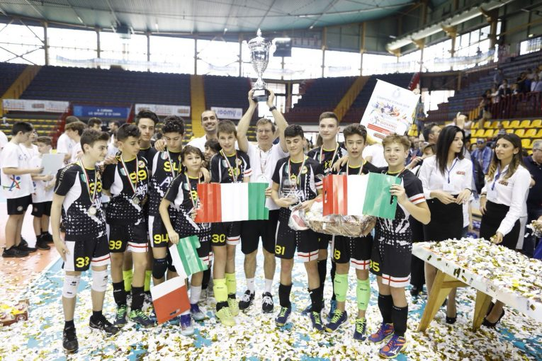 Celebrata la Hall of Fame della Pallavolo Italiana presented by DHL Express Italy