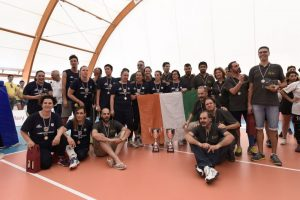 C. Italiano di Sitting Volley: scudetti all'Apd Fonte Roma Eur e al Dream Volley Pisa