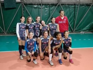 Volley Club Frascati, un'altra finale: domenica l'Under 12 si gioca il titolo di categoria