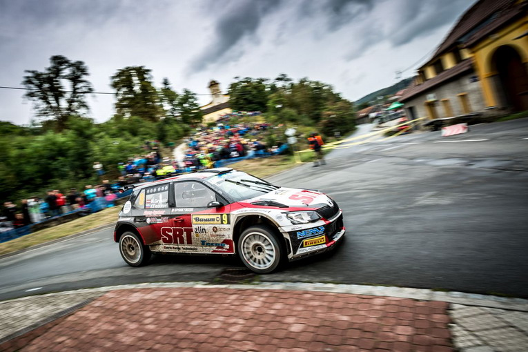 "Rally Barum, Gryazin-Fedorov quinti assoluti e primi di ""under 28"""