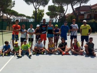 "Tennis, Tc New Country Club Frascati, Molinari: ""La novità ""Hot stage""? Appuntamento da ripetere"""