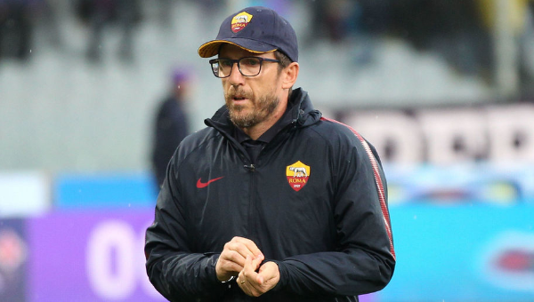 "Champions League, Di Francesco: ""Bene così"""