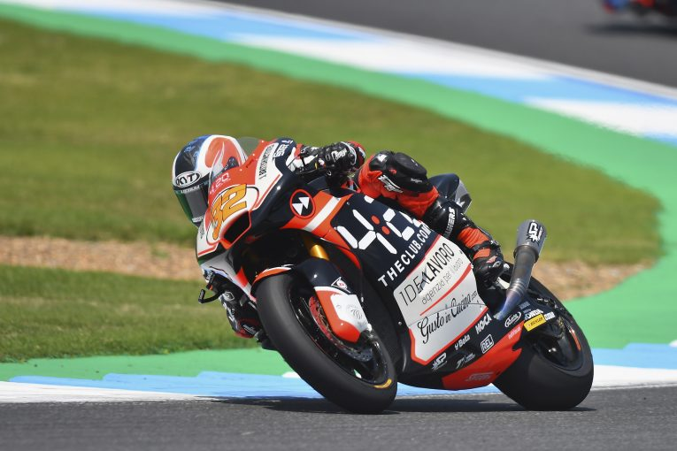 Sepang, Moto2: preview Team Forward Racing