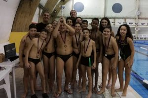"Pallanuoto, 3T Frascati Sporting Village, Under 13 seconda per differenza reti al torneo ""di casa"""
