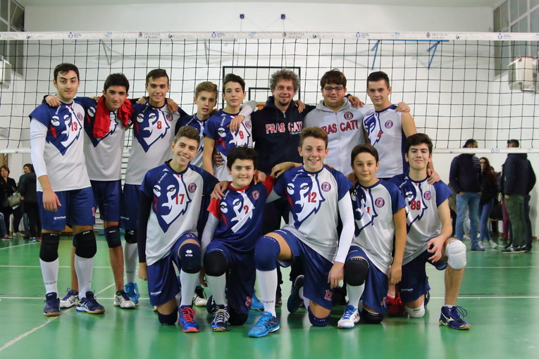 "Volley Club Frascati, capitan Libanori e l'Under 16 maschile: ""Possiamo puntare al primo posto"""