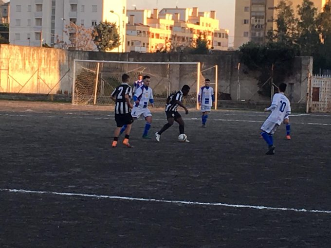 Juniores, Battipagliese–Costa d'Amalfi: 0-3