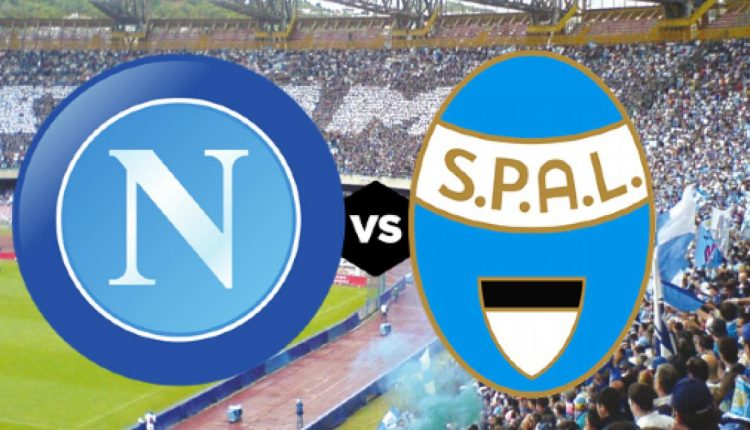 Napoli-Spal: 1-0, decide Albiol