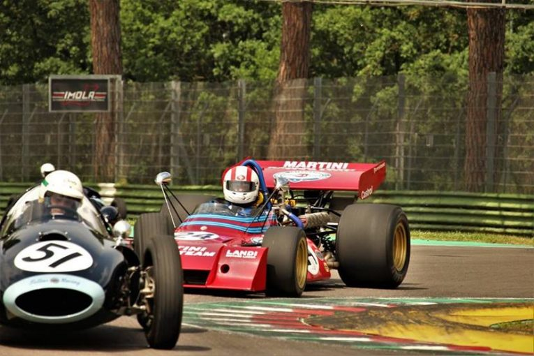 Torna l' Historic Minardi Day