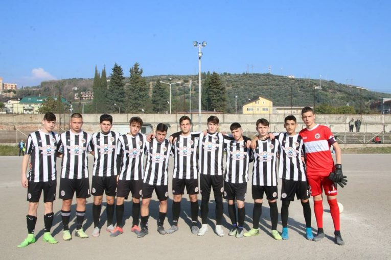 Juniores: Real Bellizzi–Battipagliese 1-2