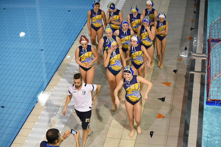 Pallanuoto, Under 15, la SIS Roma batte l'F&D H2O Velletri