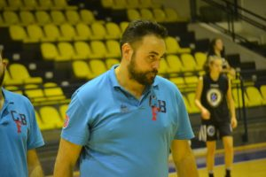 "Club Basket Frascati, Serie B/f, Frisciotti: ""Stagione travagliata, ma ai play off ci proveremo"""