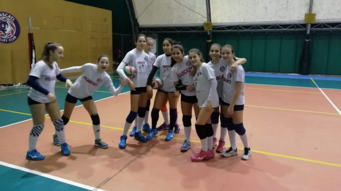 "Volley Club Frascati, David e il bilancio dell'Under 14 femminile Elite: ""Era difficile fare di più"""