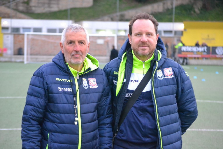 "Football Club Frascati, la new entry Botta: ""Bello lavorare in questo ambiente e con Ceccarelli"""