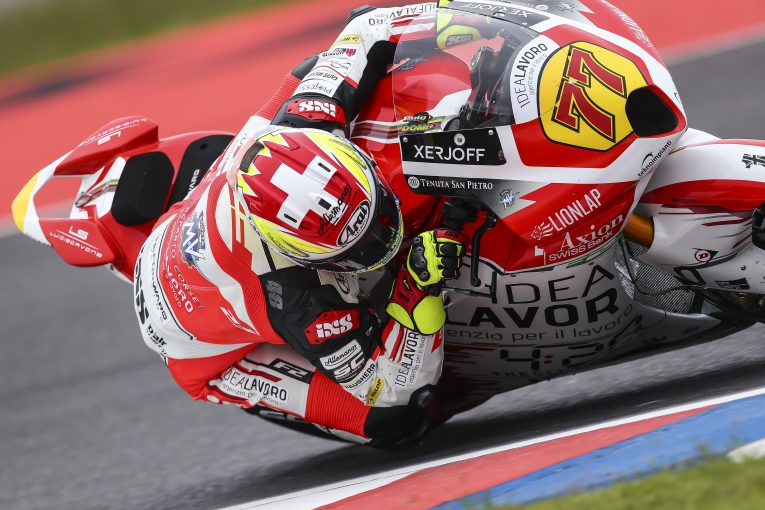 Il team MV Agusta Idealavoro Forward Racing lascia l'Argentina con l'amaro in bocc