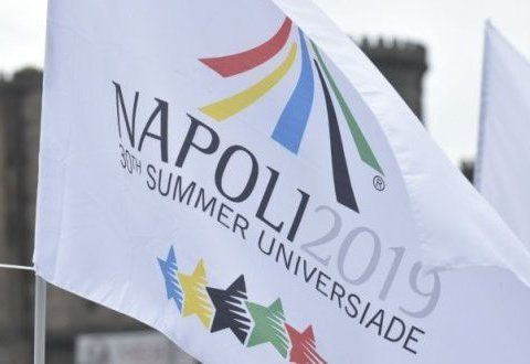 Universiade, weekend di sport
