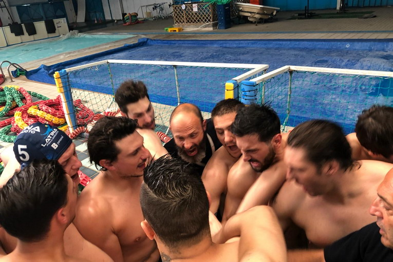 Latina Pallanuoto, vittoria e conferma del secondo posto in classifica