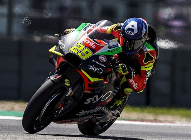 Gp of Americas: Le gare dell'Aprilia