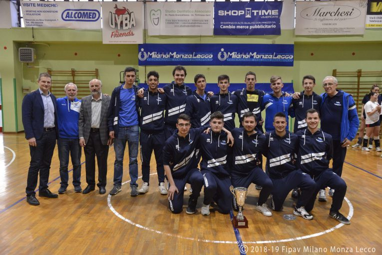 Le Finali di Coppa Regular Level incoronano Asd Volley Correzzana e Cem Torricelli Rossa