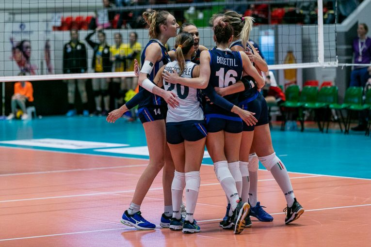 Volleyball Nations League: la lista di Mazzanti per la prima tappa
