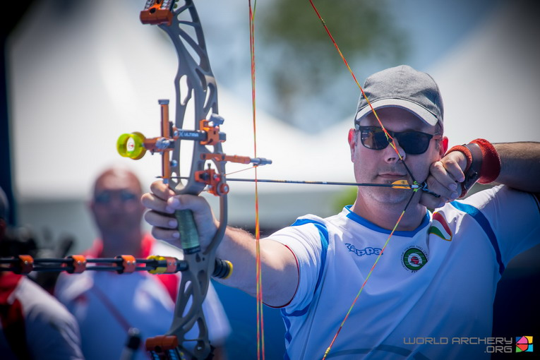 Tiro con l'arco, World Cup 3° tappa: 4° per il compound misto