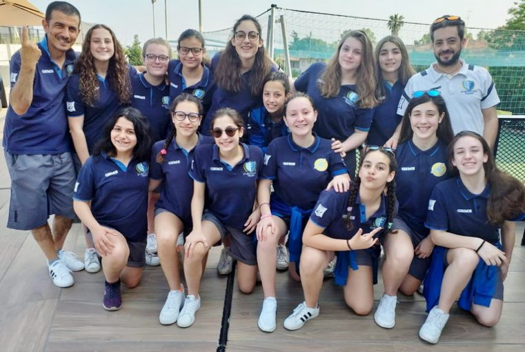 Pallanuoto, Under 15, l'F&D H2O nella final eight